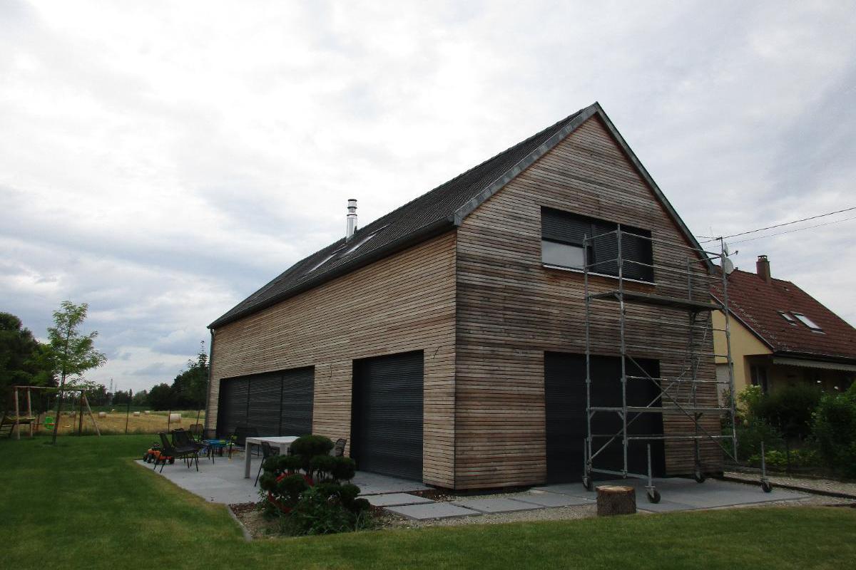 Maison individuelle à Eschau 4