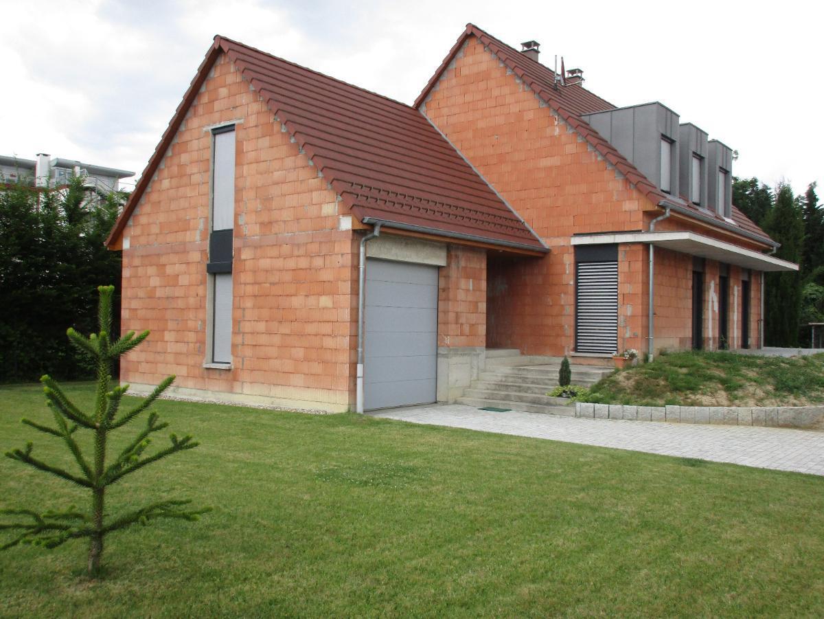 Maison individuelle à Eschau 1